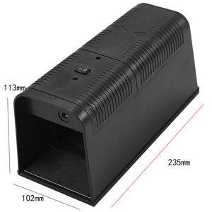 Image 5 - Electronic Mouse Killer Rat Zapper Exterminator Trap Humane Rodent Mousetrap Device 235X102X113MM DC6V