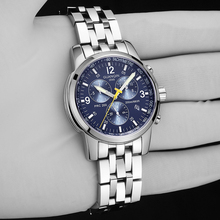 GUANQIN Male Automatic Mechanical Clock waterproof Sport 200m Resistant swimming