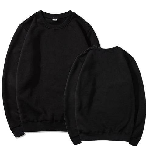 2019 New Hot Sweatshirts Spring Autumn Fashion Hoodies Male Large Size Warm Fleece Coat Men Brand Hip Hop Hoodies Sweatshirts Lahore