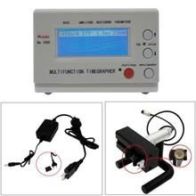 Mechanische Uhr und Tasche Tester Uhr Timing Maschine Multifunktions zeitwaagen NO. 1000 Reparaturbetriebe Bastler Uhr Reparatur Werkzeuge