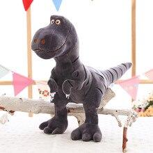 К 2020 году новые плюшевые игрушки слон куклы милые подарки для мальчиков и девочек спальные подушки плюша динозавра