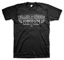 Offiziell Lizenziert Teller-Morrow Automotive Reparatur Big & hoch 3XL 4XL 5XL T t hemd