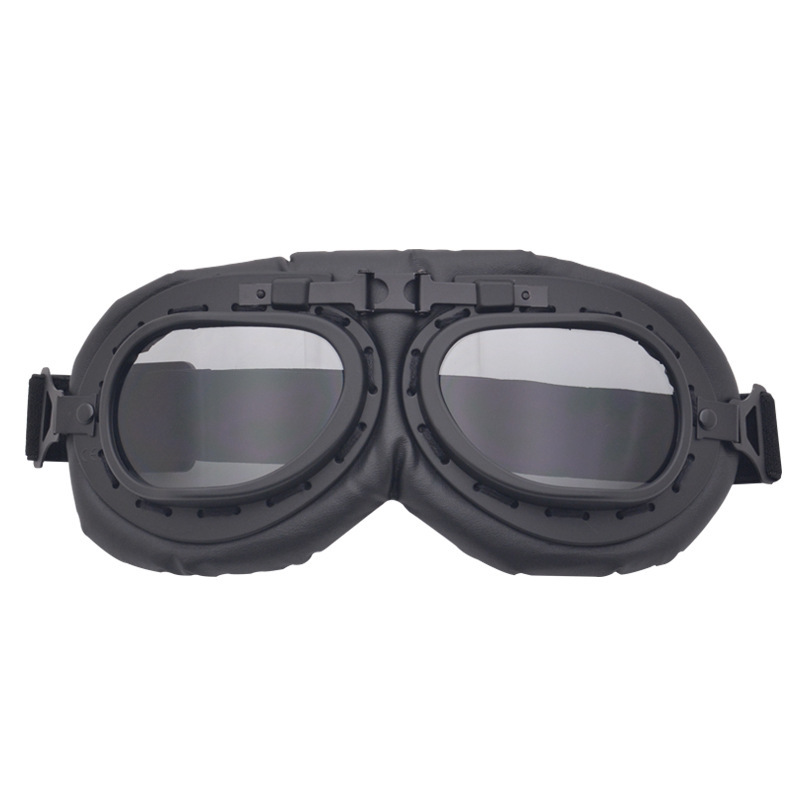Harley Goggles Motorcycle Riding Eye-protection Goggles Retro World War II Glasses Windproof Sand Helmet Bicycle Glass