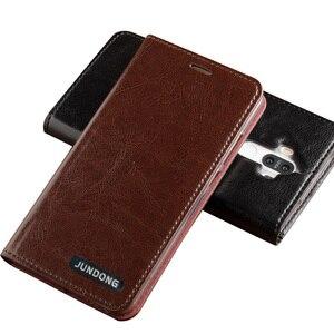 Image 5 - Etui z klapką do Samsung S7 krawędzi S8 S9 S10 20 Plus A50 A51 A70 A71 wosk z oliwek skóry pokrywa dla uwaga 10 lite 8 9 20 Ultra przypadku