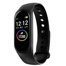 M4S Waterproof Smart Bracelet Heart Rate Oximeter Step Swimming Health Multi-Function Intelligent Sports Watch
