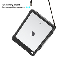 case ipad For iPad 10.2 2019 Case Dual Layer PC + TPU Cover Waterproof Dustproof Anti-fall Tablet Protective Shell For iPad 10.2 2019 Case (3)