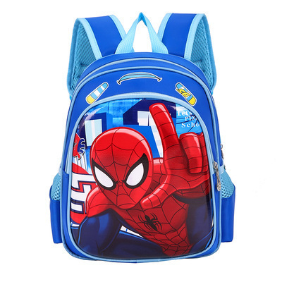 3D Brand New Spider-man McQueen High Quality Backpack Bag Kids Toddlers Boys