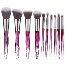 Kit Makeup-Brushes-Set Blush-Powder Eye-Shadow Foundation Cosmetic Facial Crystal Lip
