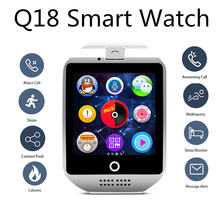 Умные часы q18 smartwatch dz09 поддержка sim карты tf анти потеря