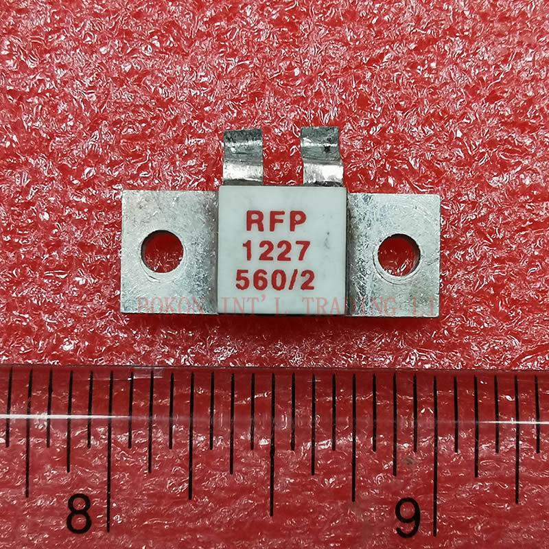 RFP 1227 560/2 RF TERMINATION 560OHMS FLANGE HIGH POWER RESISTIVE DUMMY LOAD