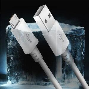 USB-кабель для быстрой зарядки Samsung S4 S6 S7 Edge Note 2 4 5 J5 J7, длина 1 м, 1,5 м, 2 м