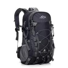 Travel Backpack Climbing-Bag Hiking Waterproof Women Camping Big-Capacity 40L