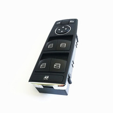 2049055302 New Power Finestra Interruttore Elettrico Finestra Interruttore Per Mercedes X204 GLK 220CDI 250 280 300 320 350