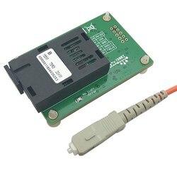 Poziom TTL interfejs długie odległość port szeregowy pełny dupleks port SC pojedyncze włókno światłowodowe moduł komunikacyjny USART0-2Mbps