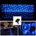 Big Verkauf Schlauch 100/200 LED Garten Solar Garland Beleuchtung Wasserdicht LED String Fairy Licht Im Freien Weihnachten Party Hochzeit Baum-in Solarlampen aus Licht & Beleuchtung bei
