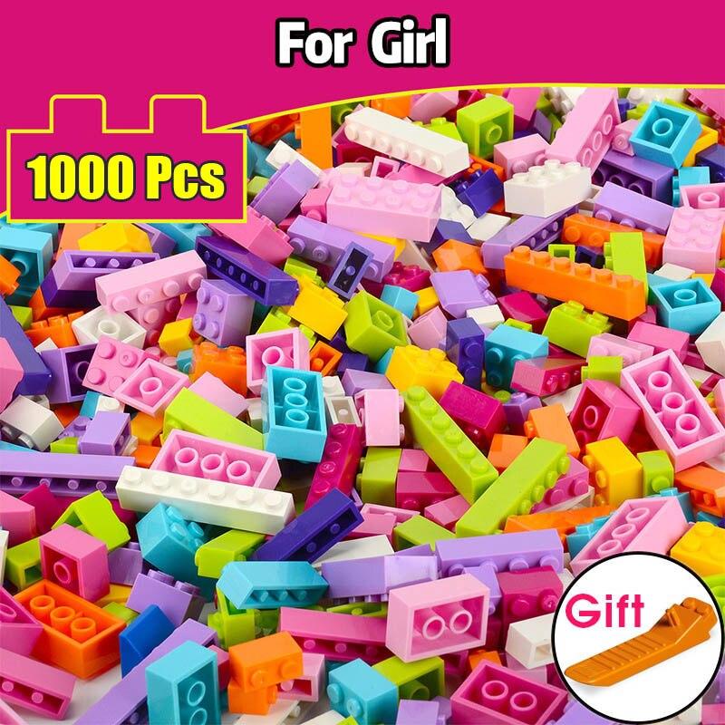For Girl 1000Pcs