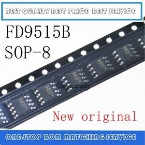 Image 1 - 500 шт./лот 100% новый и оригинальный FD9515B FD9515 SOP8 IC