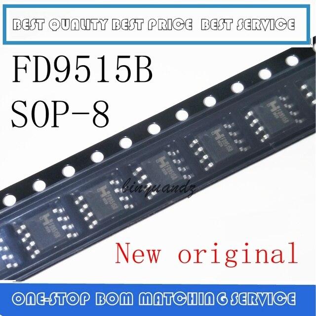 500 шт./лот 100% новый и оригинальный FD9515B FD9515 SOP8 IC
