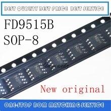 500 FD9515 SOP8 FD9515B pçs/lote 100% Novo e Original IC