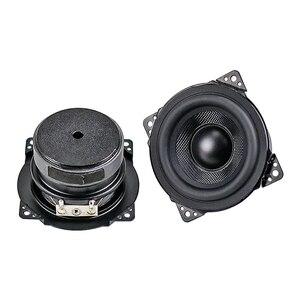 Image 4 - Ghxamp 3 inch Full Range Speaker 8ohm 15W Woofer 77mm Loudspeaker Rubber Edge Woven Basin For 2.0 Surround Speaker 2PCS