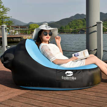 Portable Inflatable sofa Lounger Air Sofa Water Proof Anti-Air Leaking Garden Furniture Inflatable Chair for Home Beach Camping - DISCOUNT ITEM  51 OFF Furniture