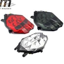 LED Tail Brake Light Turn signal For Triumph Speed Triple 675/R Daytona 13-16, Street S 765 17-18 Motorcycle Integrated