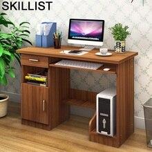 Portatil Standing Office Notebook Small Escritorio Mueble Bureau Meuble Bedside Mesa Stand Laptop Study Desk Computer Table