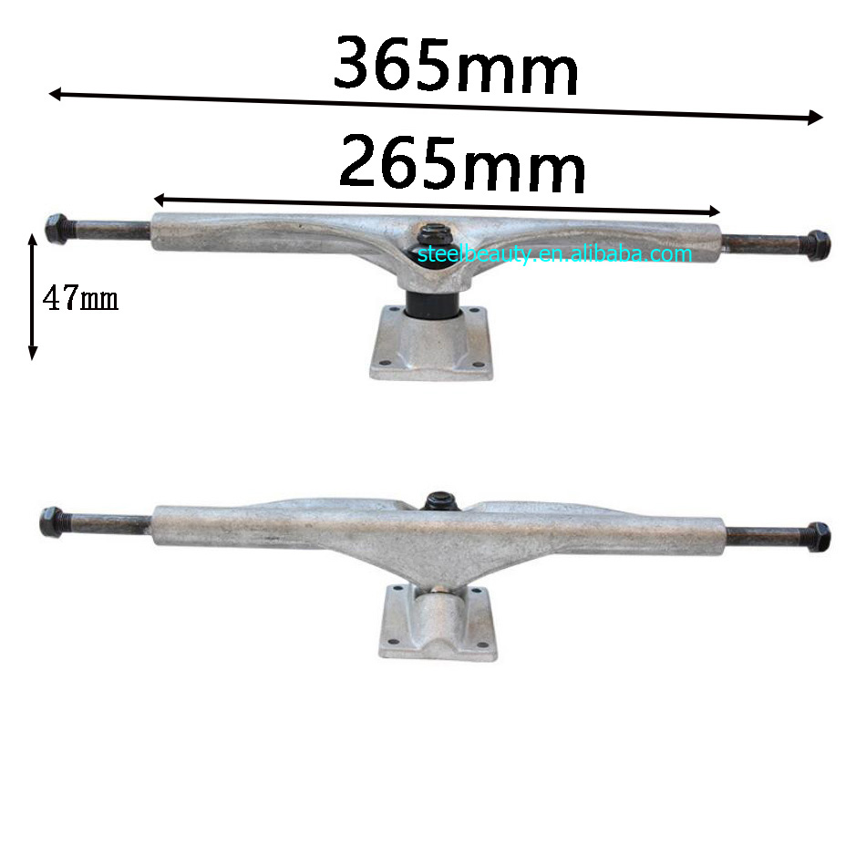 10.5inch Long Mountain Skateboard Trucks Electric Trucks Cross-country Trucks