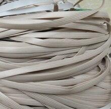 65 м/лот ширина: 8 мм толщина: 1 пластиковая плетеная корзина