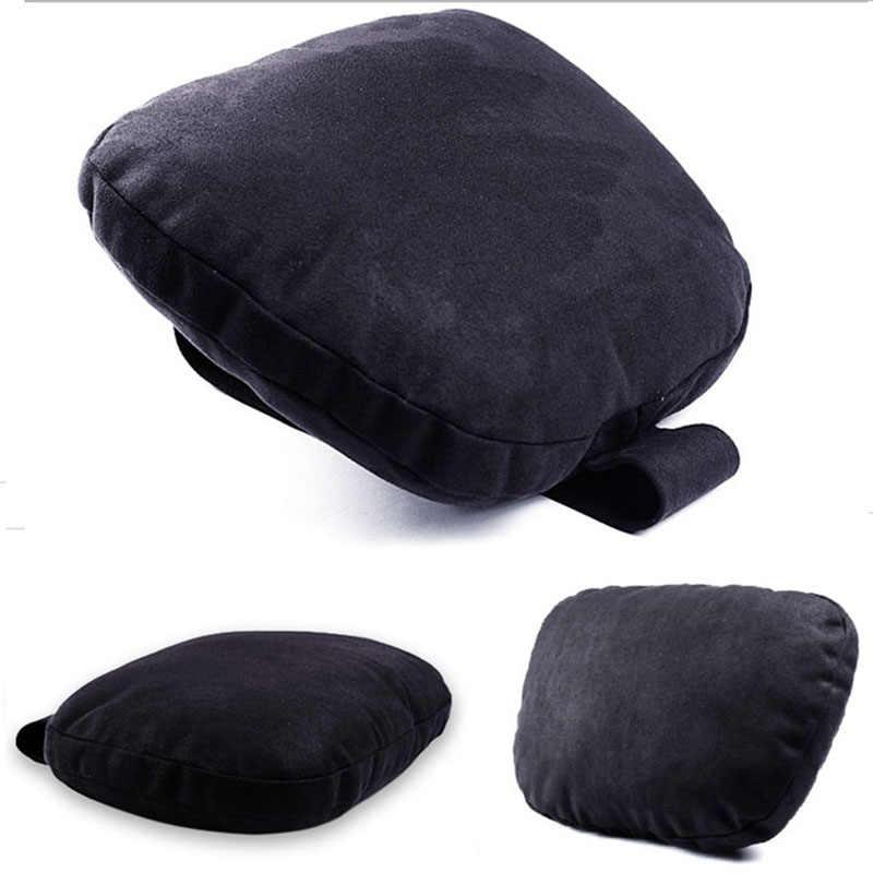 Universal รถคอหมอน Plush Headrest สนับสนุน Cushion สำหรับบรรเทาอาการปวดสำหรับ Mercedes Benz Maybach UZ010