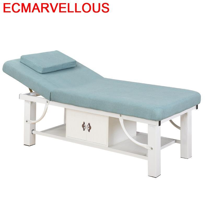 Dental Lettino Massaggio Mueble De Cama Para Pedicure Foldable Salon Chair Camilla Masaje Plegable Folding Table Massage Bed