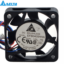 for delta EFB0405HHA blower fan 4010 40X40X10MM DC 5V 0.25A 3 lines