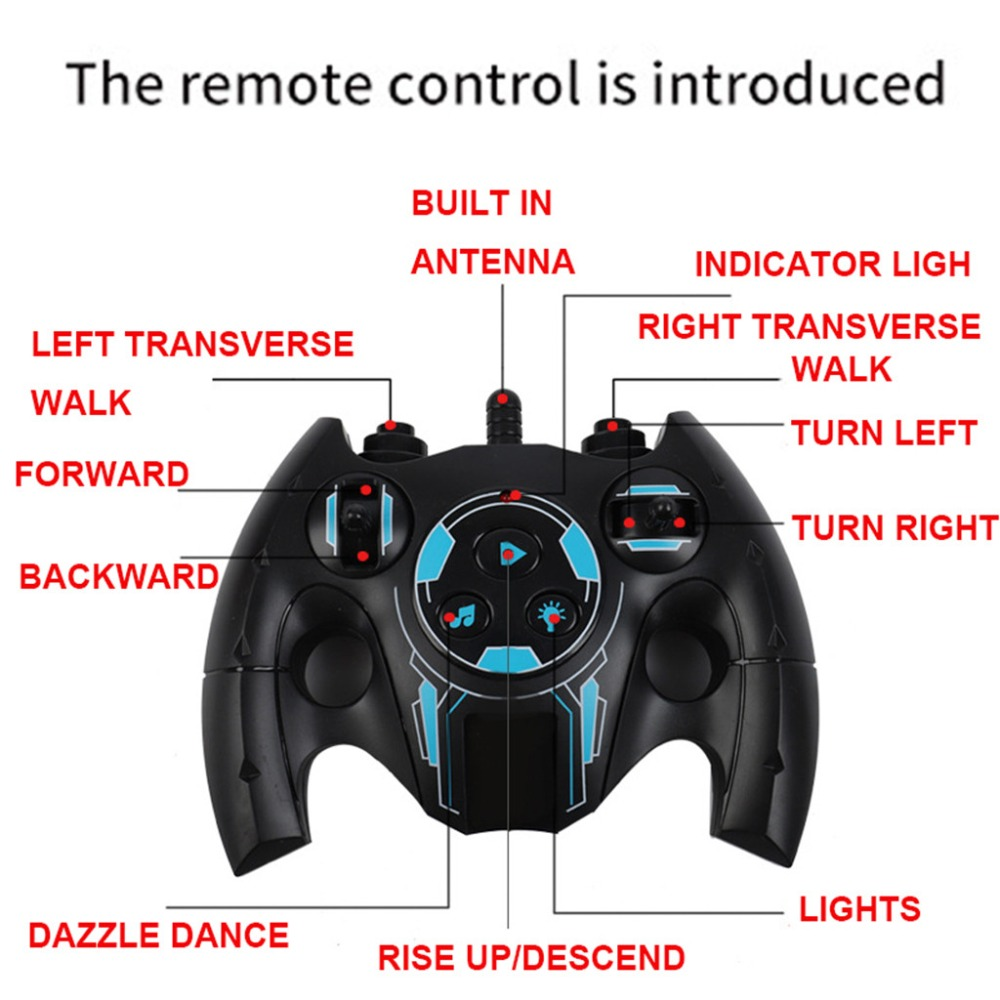 Christmas stunt remote control car gesture induction twist car light music climbing driving toy gift remote control stunt 30N19 (2)