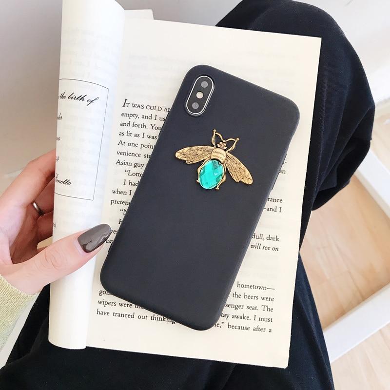Diamond Bee Case for iPhone SE (2020) 41