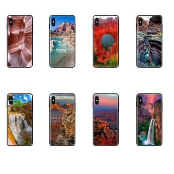 Soft Printing Grand Canyon National Park For Huawei Honor Mate Play V10 View 10 20 20X 30 Lite Pro Y3 Y5 Y9 Nova 3 3i Pro image