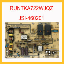 RUNTKA722WJQZ JSI-460201 Voeding Voor Sharp LCD-46G120A LCD-46GE220A... Etc. Power Ondersteuning Board Runtk A722WJQZ Jsi 460201(China)
