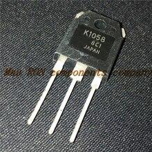10ชิ้น/ล็อต2SK1058 K1058 TO 3P 7A160V FET N Channel