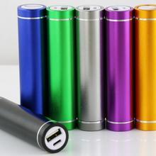 Многоцветная портативная банка питания чехол DIY 1x18650 пауэрбэнк корпус держатель батареи с usb-портом для зарядки