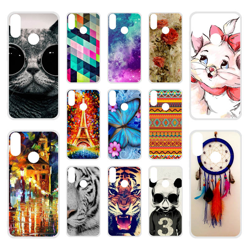 Phone Cases For OUKITEL C16 C17 C15 C13 Pro Case Silicone Soft TPU Cute Back Cover For OUKITEL K9 K 9 Case Cover Funda Coque(China)