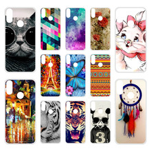 Phone Cases For OUKITEL C16 Pro Case Silicone Soft TPU Cute Back Cover C17 C15 C13 Funda Coque Shell