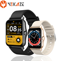 Smart watch 2021 Men Women Full Touch Watch round Heart Rate Monitor Blood Pressure Smartwatch for Apple Android xiaomi phone