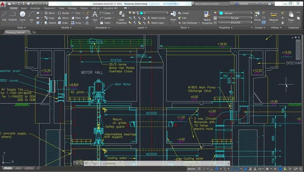AutoCAD 2020/2019/2018/2016 English Languages For Win7/8/10 32/64 Bits Or Mac