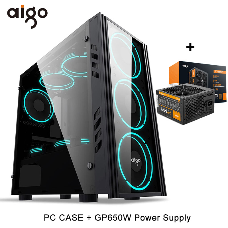 pc case and GP650