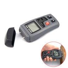 0-99.9% цифровой измеритель влажности древесины тест er древесина детектор влажности гигрометр 2 контакта тест JS21