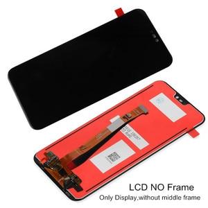 Image 5 - Màn hình Cho Huawei P20 Lite Màn Hình LCD Với Khung Trước MÀN HÌNH Hiển Thị LCD Bộ Số Hóa Cảm Ứng Thay Thế Cho Huawei P20 Lite màn hình LCD
