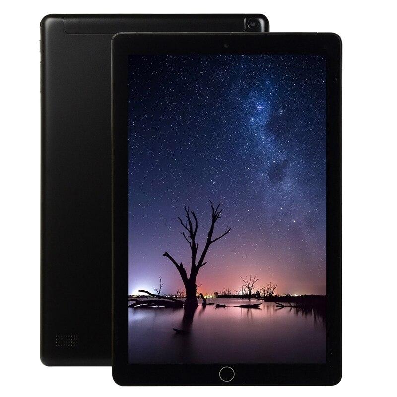 Enfants apprentissage Pad Ten Core tablette Pc 10.1 pouces 1Gb + 16Gb 3G Wifi 2.0 + 2Mp 1280X800 double caméras Wifi Android 8.1 tablettes bébé