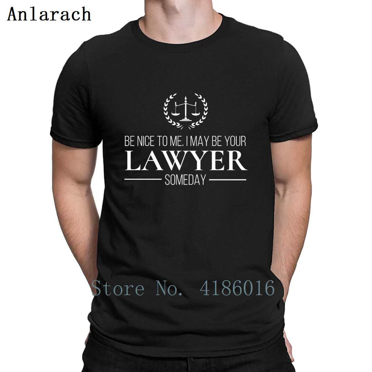 Funny Lawyer Tshirt Attorney Esquire Law School T Shirt Casual Summer Style Novelty O-Neck Fitness Tee Shirt Print Unique Shirt image