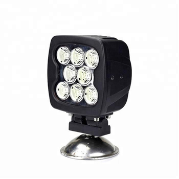 80W Led Work Light 7200Lm Flood Spot Beam Cree Chip for 4x4 Offroad Car Truck ATV SUV Accessories Light