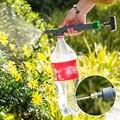 Высокая Давление воздушный насос бутылка ручной распылитель Регулируемая насадка садовый инструмент для полива принадлежности для садовы...
