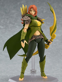 DOTA 2 figma SP-070 Windranger PVC Action Figure Collectible Model Toy 2